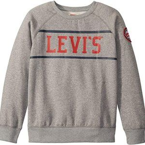 🎁HP🎁 Levi's® Kids Crew Neck Sweatshirt